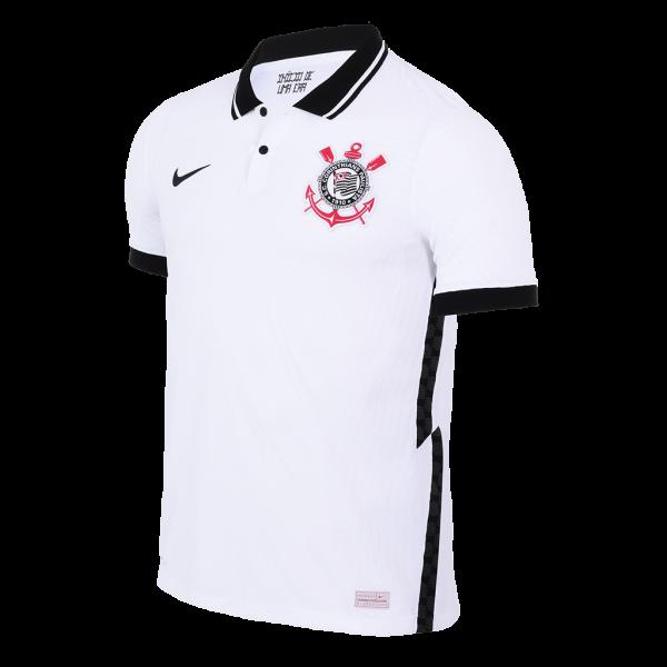 Camisa Nike Corinthians I 2020/21 Jogador Masculina