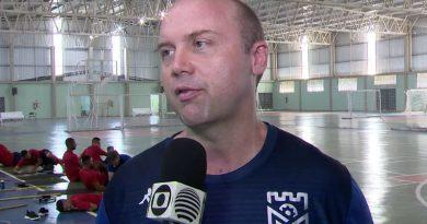 Treinador falou sobre o elenco para a disputa da Segunda Divisão