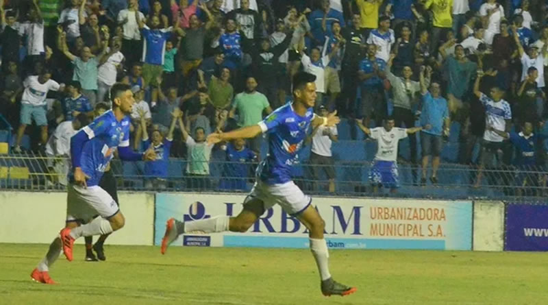 Lucas Lima está de volta ao São José   Crédito: Tião Martins/TM Fotos