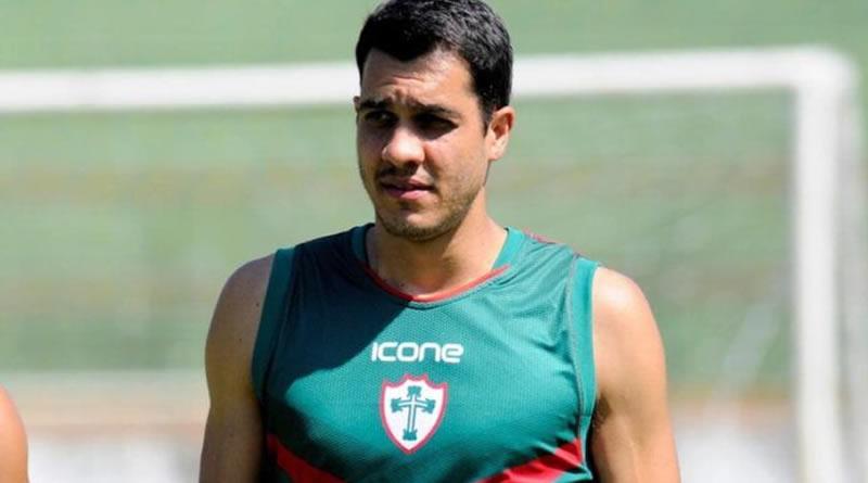 Lucas Siqueira é mais um a deixa a Portuguesa