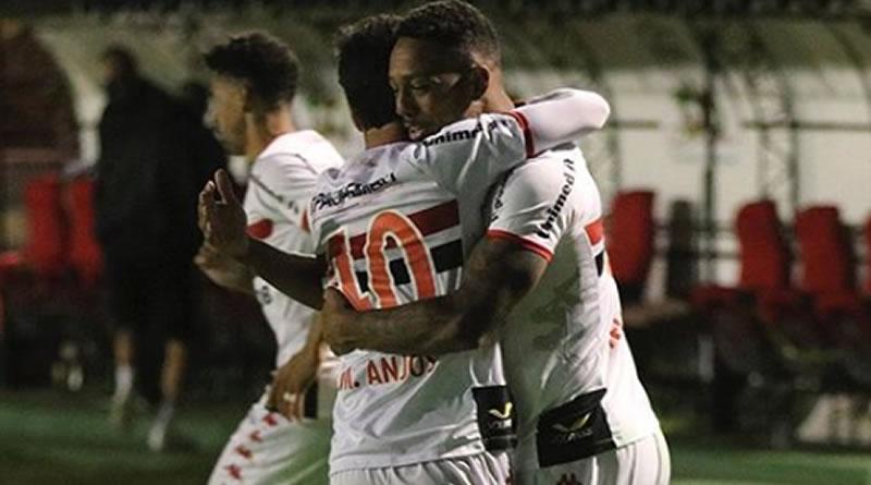 Botafogo avançou para a semifinal do Troféu do Interior