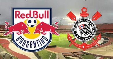 Red Bull Bragantino x Corinthians será no Morumbi