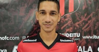 Eduardo Lopes é mais um reforço do Ituano para a Série C