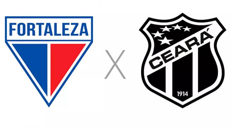 Fortaleza x Ceará será uma das semifinais da Copa do Nordeste