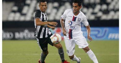 Geovani já fala como jogador da Portuguesa | Crédito: Vítor Silva / Botafogo