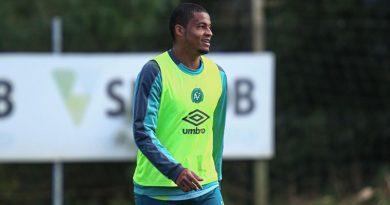 Joilson acredita que nada está definido   Crédito: Márcio Cunha/Chapecoense