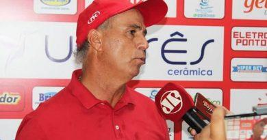 Luiz Carlos Martins disse que ainda não foi procurado pela nova diretoria do Noroeste