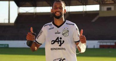 Marquinhos foi vice-campeão da Copa Paulista com a Inter de Limeira | Créditos: Italo Gabriel/Divulgação Inter de Limeira