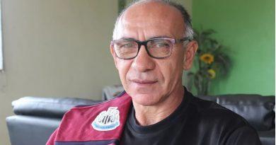 Mirandinha será técnico do sub 20 do Batatais | Crédito: Jheniffer Núbia / Globoesporte.com