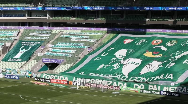 Palmeiras x Santo André será no Allianz Parque