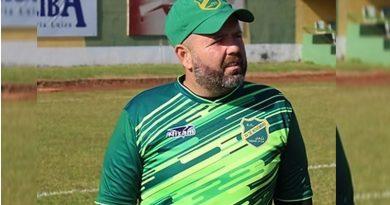 Carlos Penteado é preparador físico do XV de Jaú