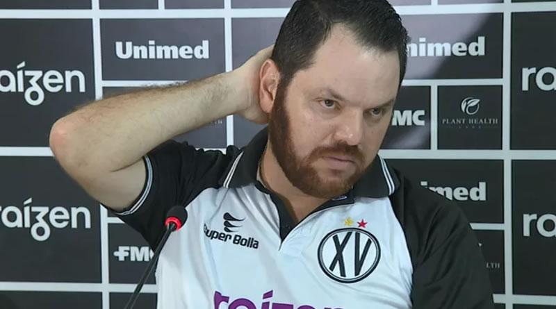 Pugliese falou de sua saída do XV   Crédito: Carlos Velardi/EPTV