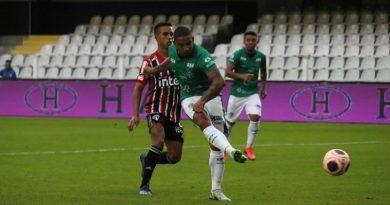 Jogador deixou sua marca contra o São Paulo | Divulgação Guarani