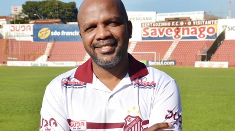 Thiago Oliveira é o novo treinador do Sertãozinho