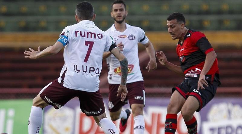 Ferroviária e Ituano estão na disputa Troféu do Interior