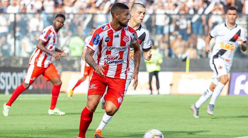 Rodrigo Yuri é o novo reforço do Santo André