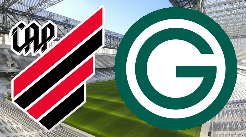 Athletico PR x Goiás será na Arena da Baixada