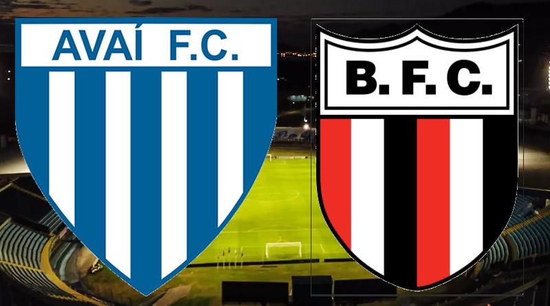 Avaí x Botafogo será na Ressacada