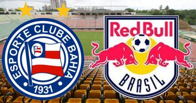Bahia x Red Bull Bragantino será no Pituaçu