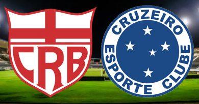 CRB x Cruzeiro será no Rei Pelé