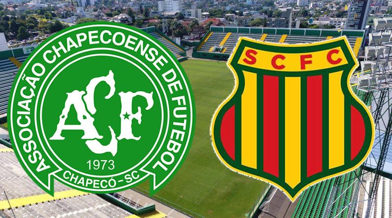 Chapecoense x Sampaio Corrêa será na Arena Condá