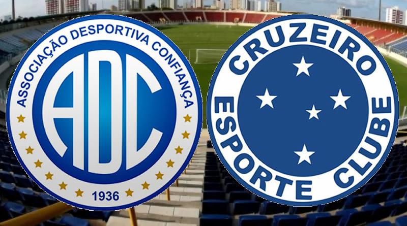 Confiança x Cruzeiro será em Aracaju