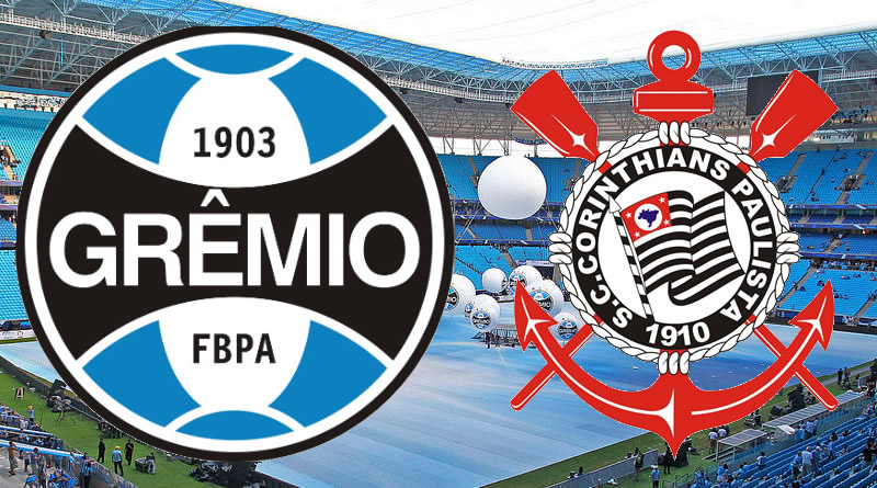 Grêmio x Corinthians será em Porto Alegre