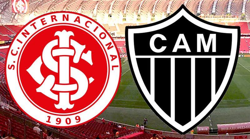 Internacional x Atlético MG será no Beira-Rio