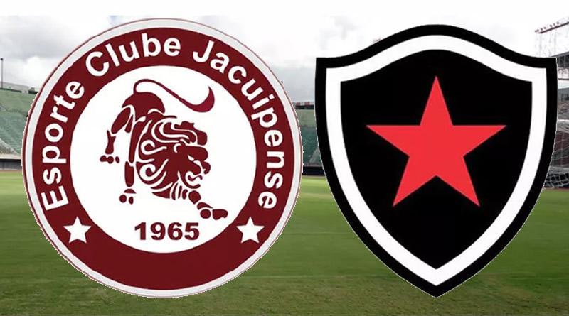 Jacuipense x Botafogo a quarta rodada da Série C