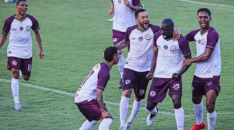 Jacuipense venceu a primeira na Série C