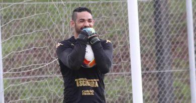 Jogador se despediu do Mirassol   Crédito: Fernando Ribeiro/Criciúma EC
