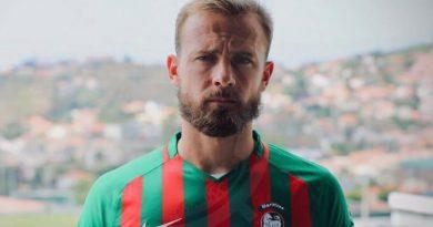 Marcelo Hermes está de volta ao futebol de Portugal