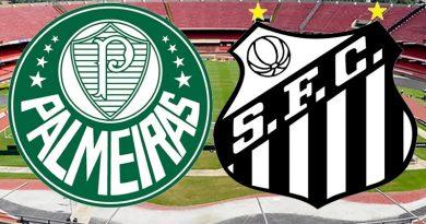 Palmeiras x Santos será no Morumbi