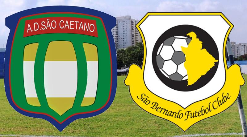 São Caetano x São Bernardo fecham a 12ª rodada da Série A2