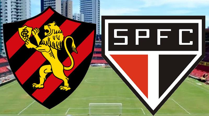 Sport x São Paulo será na Ilha do Retiro