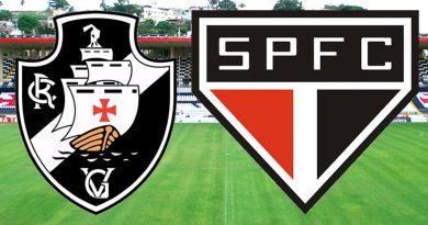 Vasco x São Paulo será em São Januário