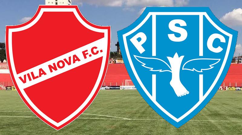 Vila Nova x Paysandu será no OBA