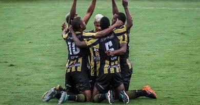 Volta Redonda é líder do grupo B | Crédito: André Moreira/VRFC