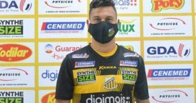 Meia é o segundo jogador trazido pelo Grêmio Novorizontino para a Série D