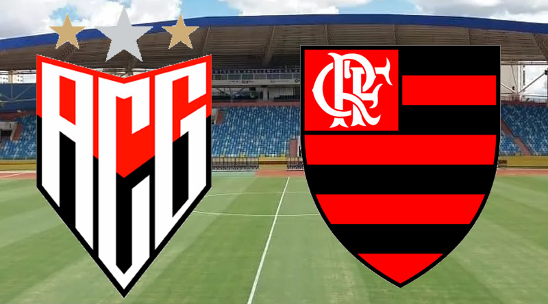Atlético GO x Flamengo será no estádio Olímpico