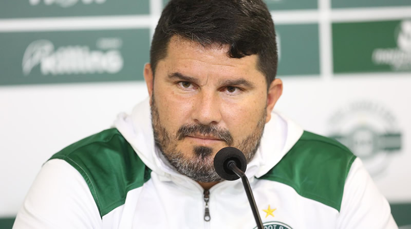 Barroca é o primeiro treinador a cair no Brasileirão