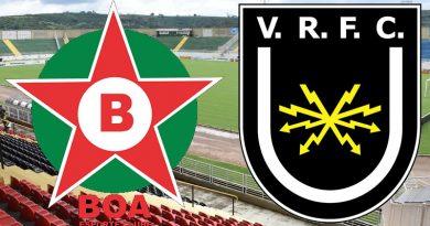 Boa Esporte x Volta Redonda é válido pelo grupo B