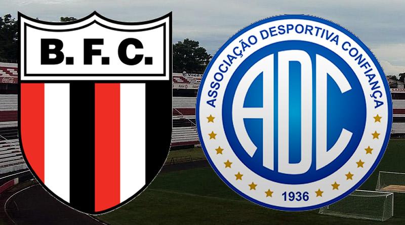 Botafogo x Confiança será no Santa Cruz