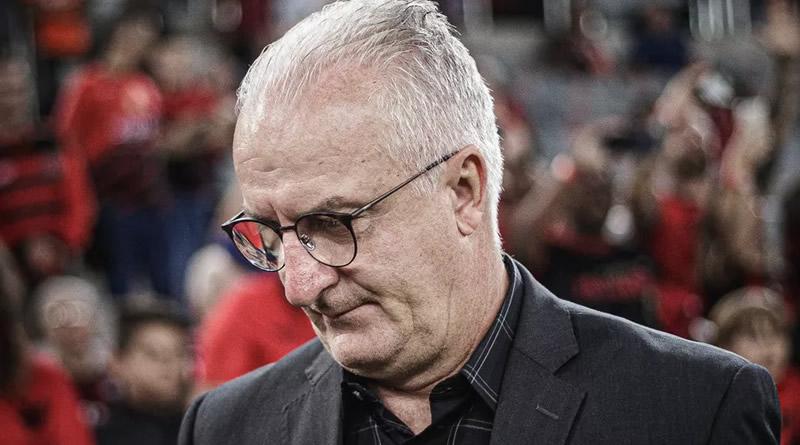 Dorival é mais um treinador a ser demitido