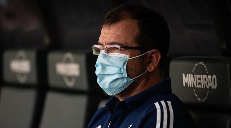 Treinador já pensa na estreia da Série B | Crédito: Bruno Haddad / Cruzeiro