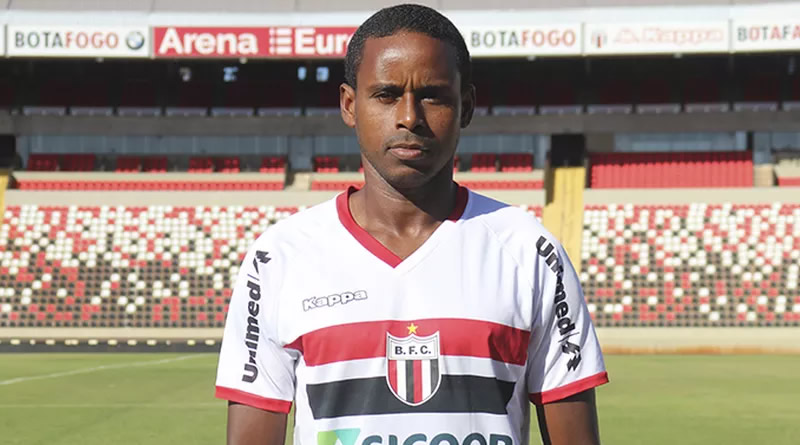 Volante é o primeiro reforço do Botafogo | Crédito: Divulgação/Botafogo S/A