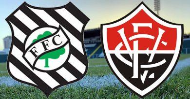 Figueirense x Vitória será em Florianópolis