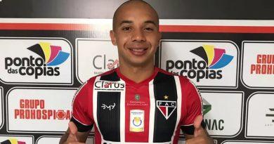 Luis Roberto é um dos reforços do Velo Clube