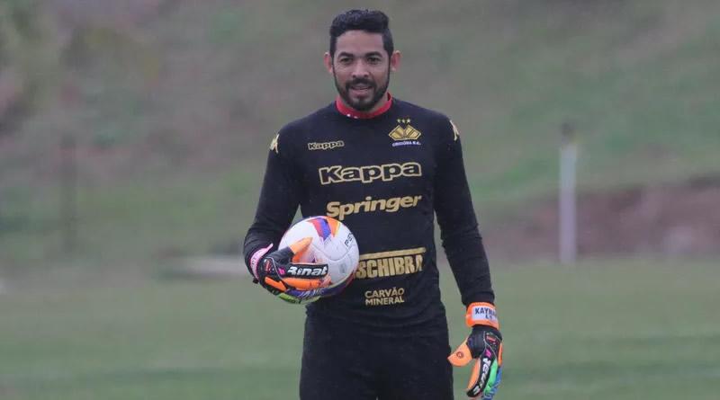 Luiz acertou sua ida para o Oeste | Crédito: Fernando Ribeiro/Criciúma EC