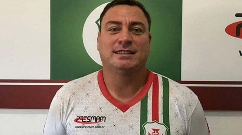 Marcelo não faz mais parte da comissão técnica da Portuguesa Santista